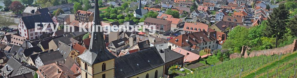 Service für Klingenberg